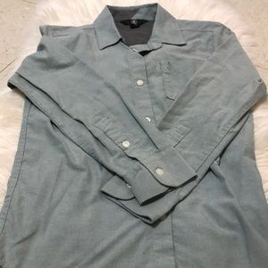 New Volcom Button Down Size 10